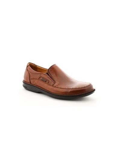 Dr.Flexer 816612  HakıkıDerıErkek Comfort Ayakkabı Taba Taba